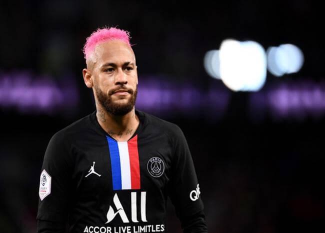 ¡Dejó el pelo rosado! Neymar sorprende con nuevo look y arma alboroto en redes