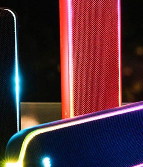 Parlante Sony EXTRA BASS XB22, el mejor socio para los rumberos 'todo terreno'
