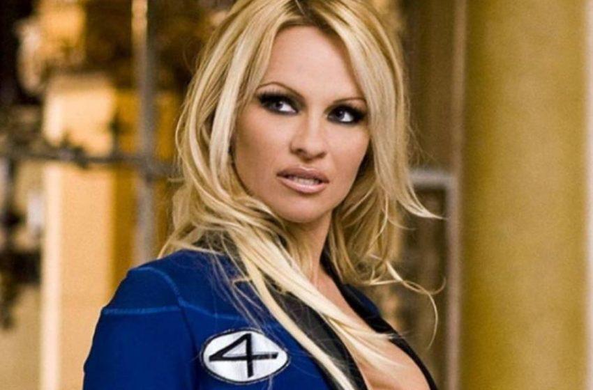 Pamela Anderson se divorcia a los 12 días de casarse