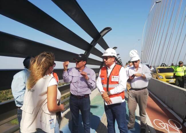 Contraloría investiga adiciones por $145.000 millones en obras del puente Pumarejo
