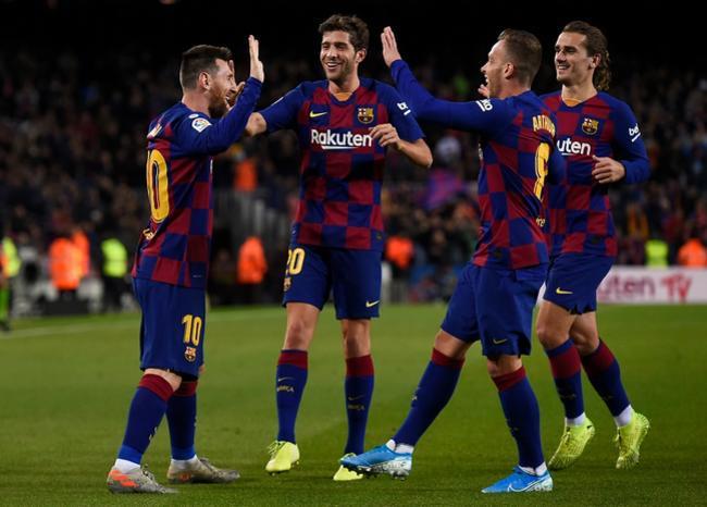 Messi lo anuncia: jugadores del Barcelona se bajan en 70% el salario