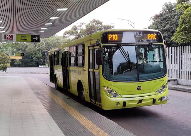 Durante aislamiento por COVID-19 Girón contará con servicio de Metrolínea