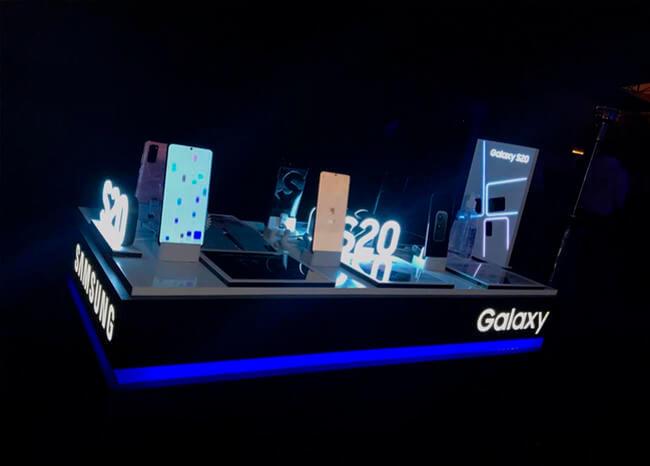 ¡Ya está en Colombia! Samsung presentó la familia Galaxy S20