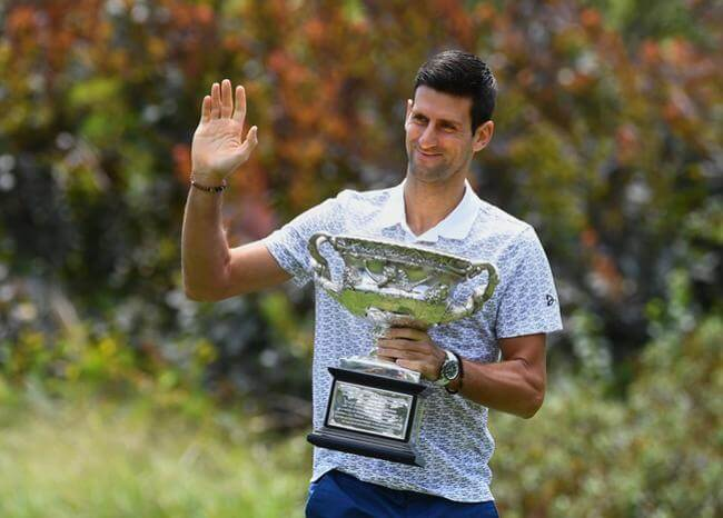 Djokovic, número uno del mundo, hace millonaria donación para combatir el COVID-19