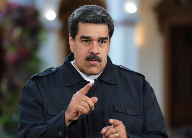 Maduro, dispuesto a dialogar con la oposición para luchar contra el coronavirust