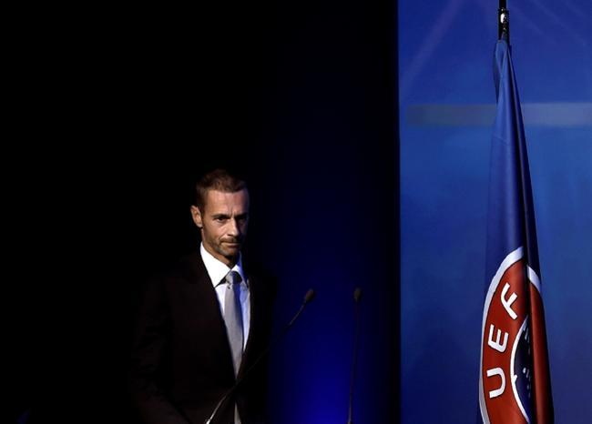 UEFA trabaja en varias opciones para finalizar la temporada