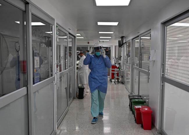 A finales de abril tendríamos 270.000 contagios de coronavirus en Colombia: Rosselli