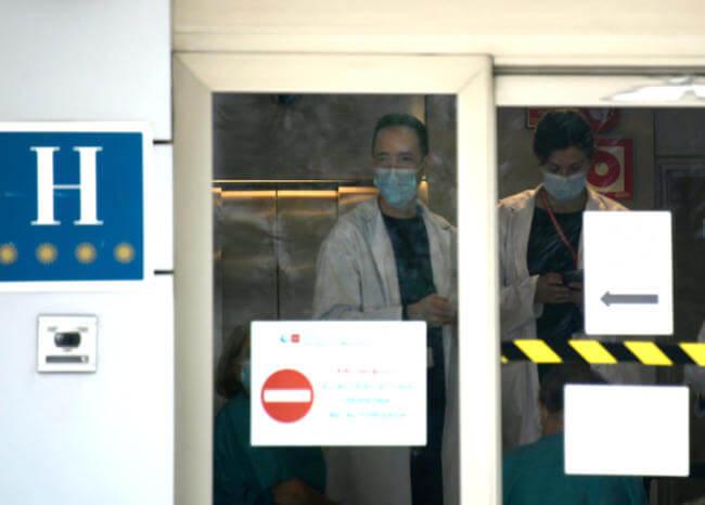 España registra 514 nuevas muertes por coronavirus; ya son más de 2.690