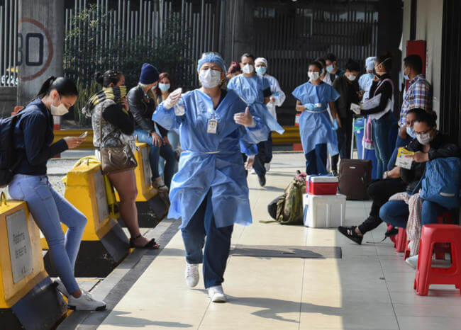 Van más de 600.000 contagios: Balance de la epidemia de coronavirus en el mundo