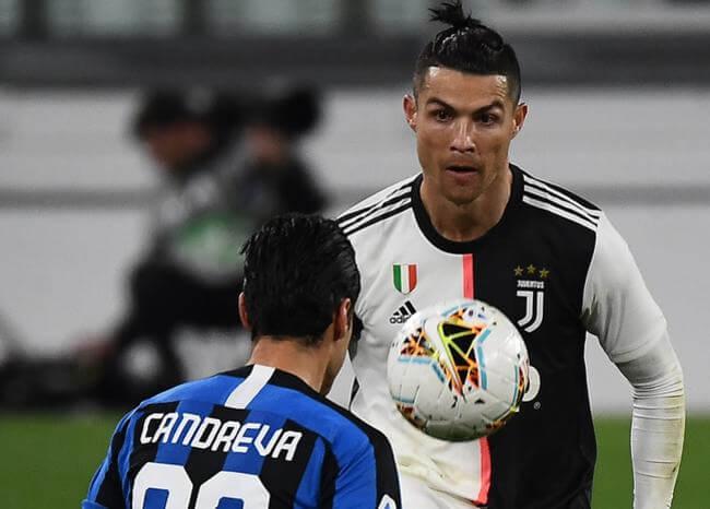 ¿Está loco? Cristiano Ronaldo saludó a hinchas 'invisibles' antes del partido