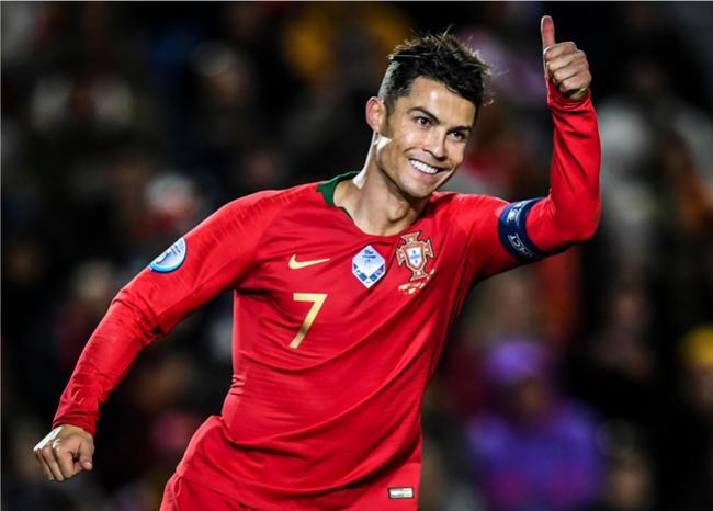 Cristiano Ronaldo dona unidades de cuidados intensivos a hospitales en Portugal