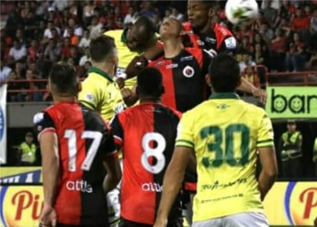 Solo 3 puntos de 21: Cúcuta pierde ante Bucaramanga y es el colero de la liga