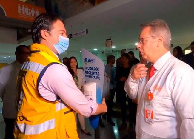 Aislan a 80 personas que tuvieron contacto con enferma de coronavirus en Medellín