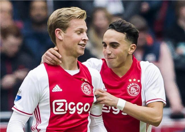 Abdelhak Nouri, futbolista del Ajax, despertó tras casi 3 años en coma