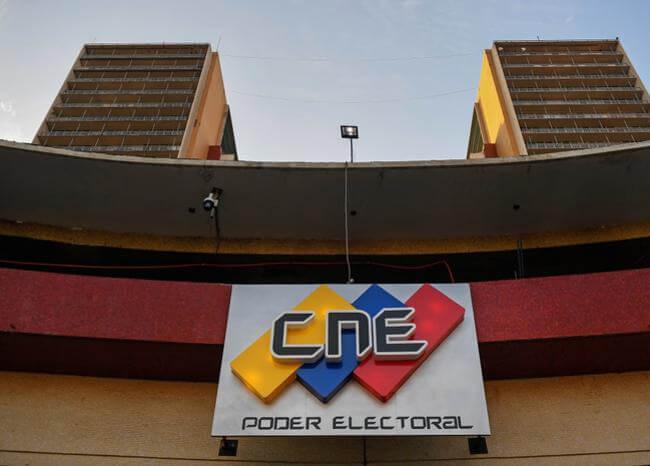 Se quemaron la mayoría de las máquinas de votación del sistema electoral venezolano