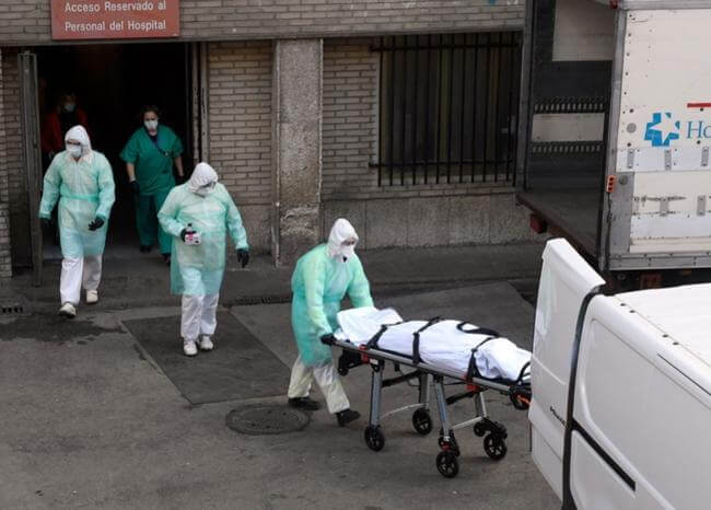 """""""En España está muriendo gente que se podría salvar»: desgarrador mensaje de enfermera"""