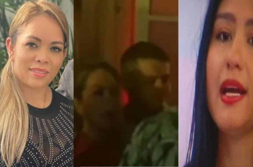 Habla pareja de hombre que protagonizó video acaramelado con la ex de Jessi Uribe