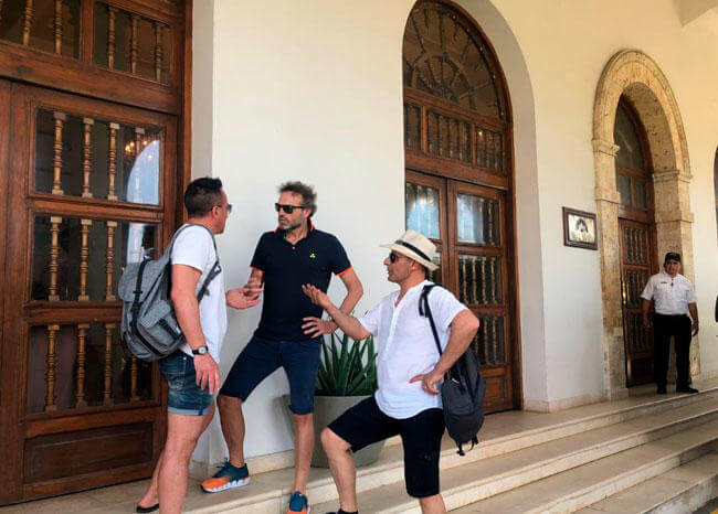 Turistas italianos en Cartagena piden que no los estigmaticen por COVID-19