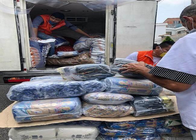 Arquidiócesis de Bucaramanga recibirá donaciones de alimentos por COVID-19