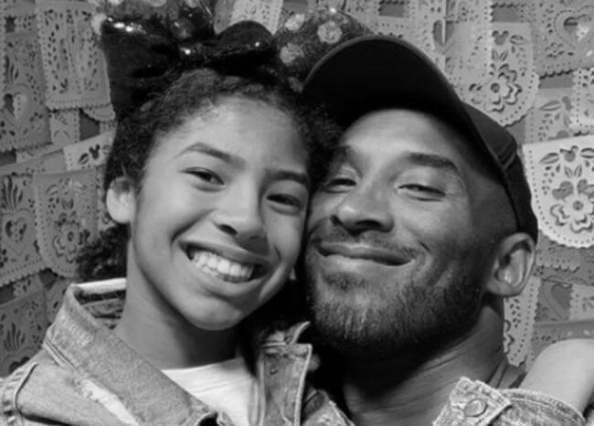 """La emotiva foto """"familiar"""" con la que viuda de Kobe Bryant conmovió en redes"""