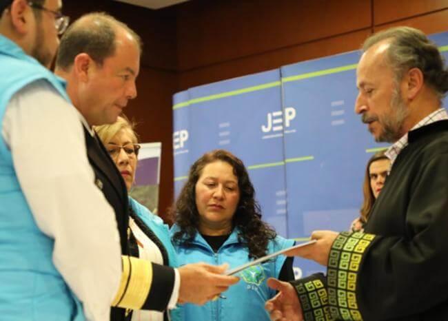 Más de 23.000 víctimas durante conflicto armado: Armada en informe que entregó a JEP