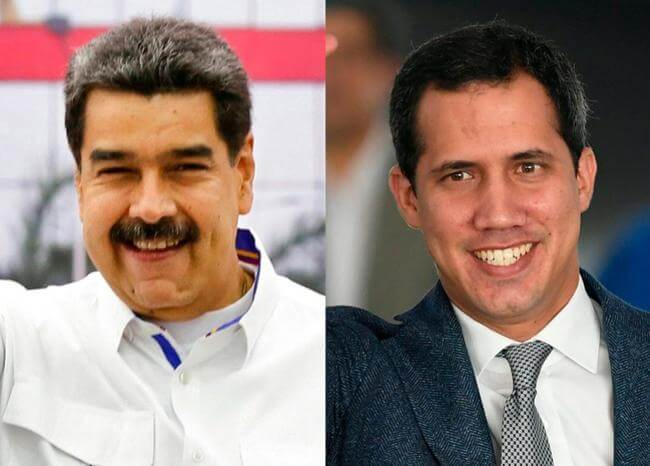 EE.UU. pide que Maduro y Guaidó den paso al costado y se convoquen elecciones libres