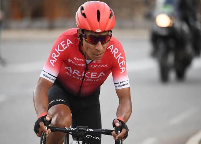 ¿Un presagio de su victoria en el Tour? Nairo y el mejor momento de su carrera