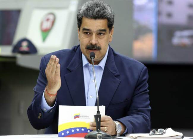 Todas las mujeres a tener seis hijos, que crezca la patria: Maduro a venezolanas