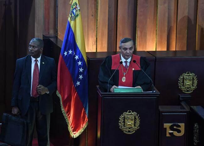 Presidente del Tribunal Supremo venezolano lavó dineros de sobornos en EE.UU.
