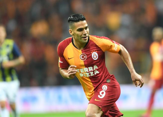 Pensando en Selección: Radamel Falcao sigue anotando con el Galatasaray