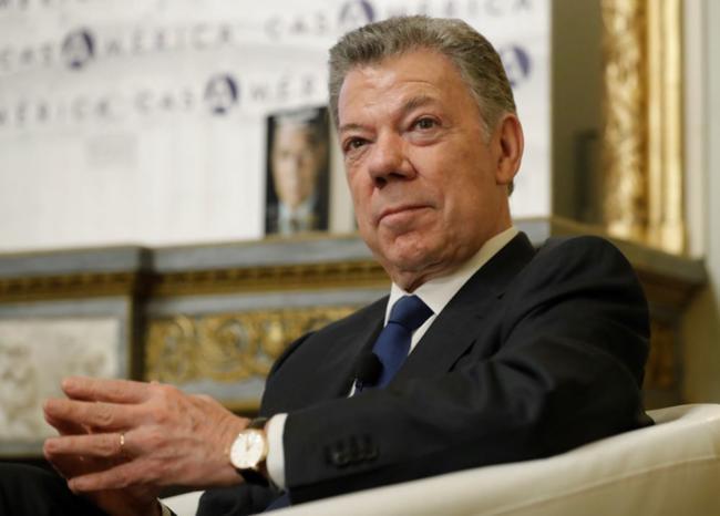 """""""El glifosato fracasó"""" y """"el mundo admira a la JEP"""": entrevista a Juan Manuel Santos"""