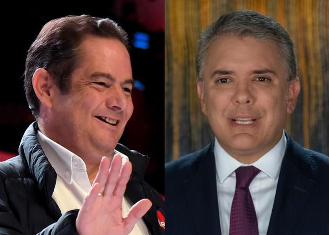 """Vargas Lleras cenó con Duque para """"limar asperezas"""""""