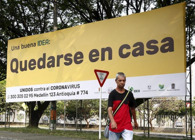 Cuarentena total para sobrevivir, la propuesta de científicos colombianos al Gobierno