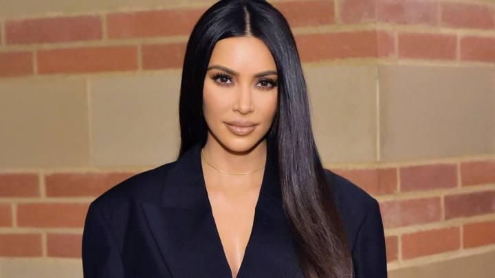 Con fotos de su infancia y adolescencia, Kim Kardashian le celebra el cumple a Kourtney