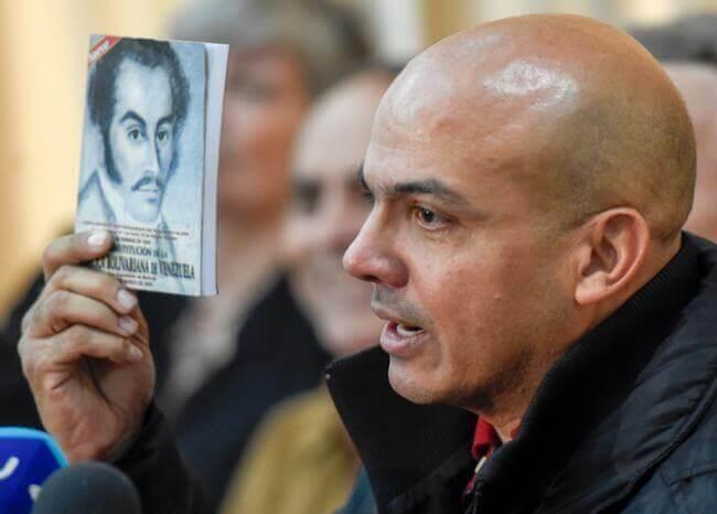 Clíver Alcalá, acusado de narcotráfico en EEUU junto a Maduro, se declara no culpable