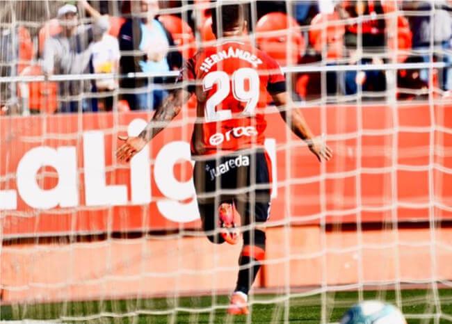 """""""Desde hace dos meses estoy al 100 %, haciendo goles"""": 'El Cucho' Hernández"""