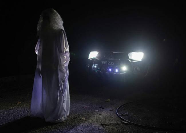 Un fantasma 'aterra' a ciudadanos de Malasia durante cuarentena por coronavirus