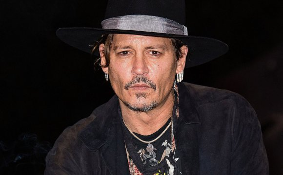 ¡Johnny Depp se unió a Instagram y arrasó!