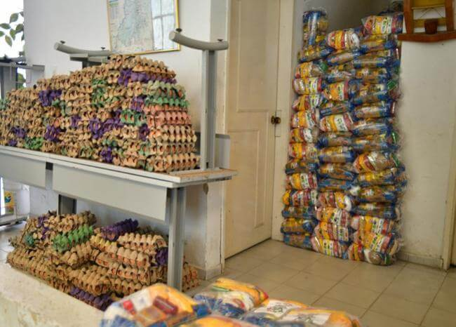 Entregarán 50.000 mercados a familias vulnerables de Bucaramanga