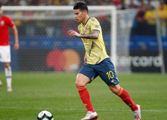 """""""James nos dio tranquilidad"""": Alex Mejía sobre golazo ante Uruguay en Brasil 2014"""