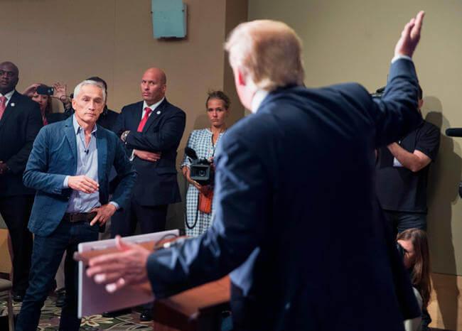 Culpa directa de crisis del coronavirus en EE.UU. es de Trump: periodista Jorge Ramos