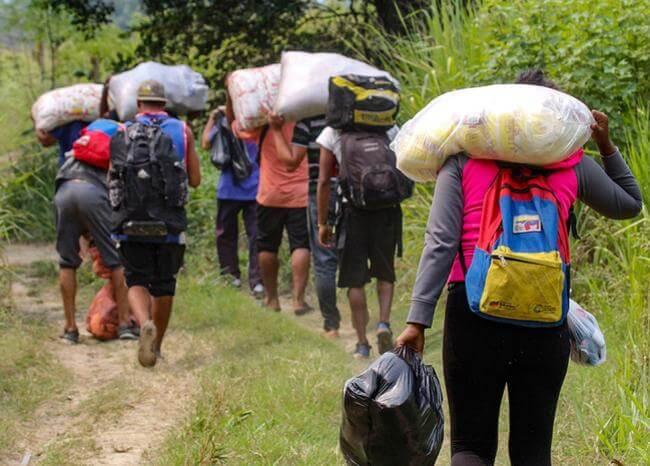 Maduro adelanta gestiones para el regreso de venezolanos desde Colombia