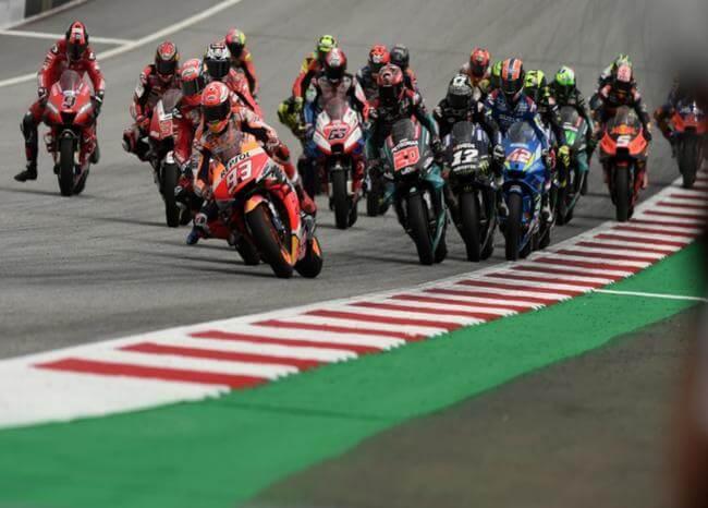 Aplazan el Gran Premio de Francia de motociclismo