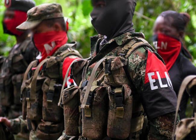 ELN ha violado seis veces cese el fuego por COVID-19: Fuerza Pública