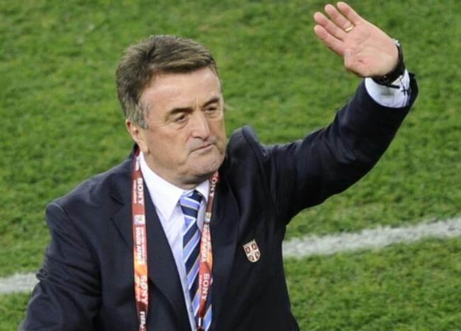 Murió Radomir Antic, histórico DT que dirigió al Atlético, Real Madrid y Barcelona