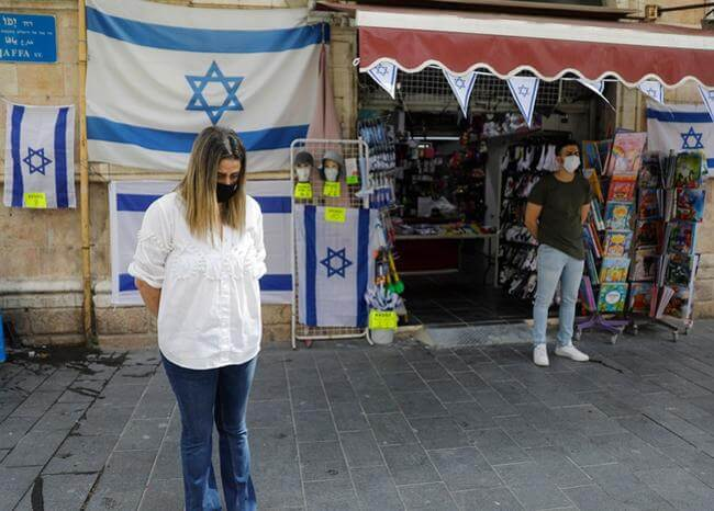 Israel recuerda la muerte de 6 millones de judíos a manos de Hitler y el nazismo