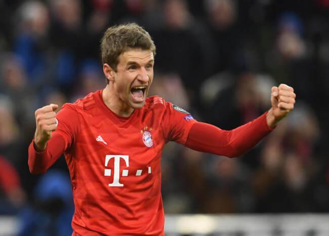 Thomas Müller prolongó su contrato con el Bayern Múnich hasta 2023