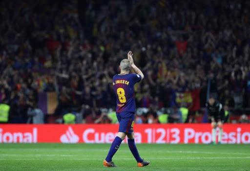 ¿Lo recuerda? Iniesta rememora su último gol y su última final con el Barcelona
