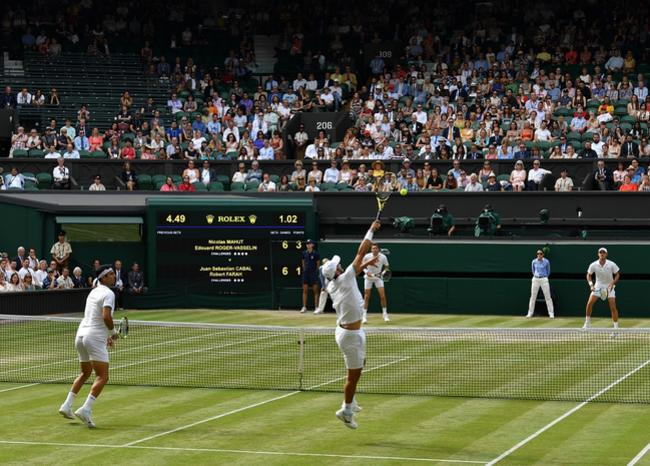 Wimbledon, a punto de ser cancelada ante la crisis del coronavirus