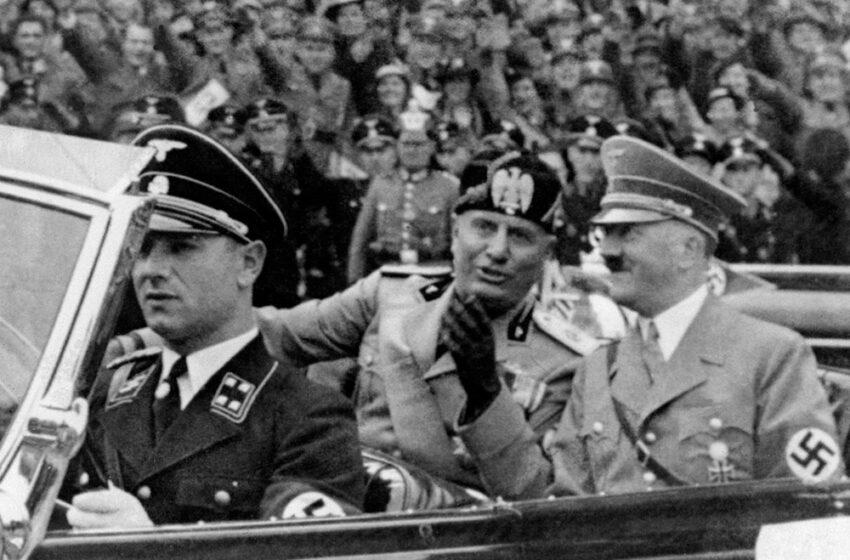 En fotos: 75 años del fin del nazismo, de Hitler y la Segunda Guerra Mundial